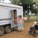 Van at Guwardi
