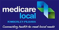 Kimberley-Pilbara Medicare Local Logo