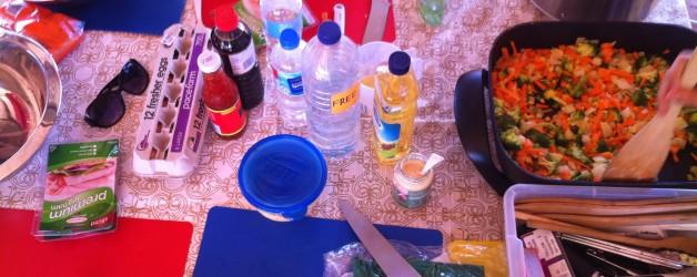 Good Tucker Stall at Djarindjin/Lombadina