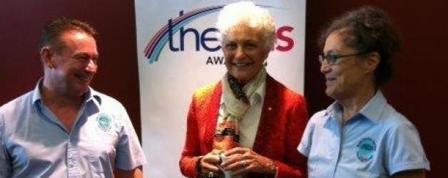 Award for Boab's Mental Health Team